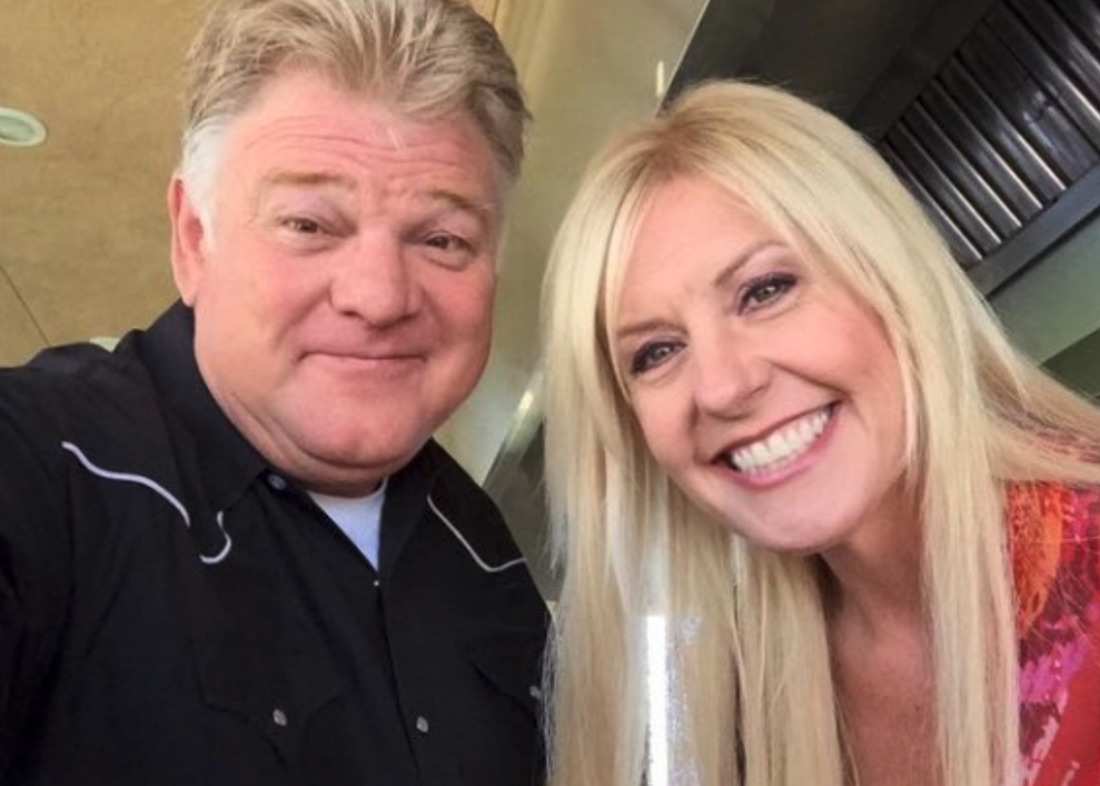 Dan and Laura Dotson from Storage Wars https://twitter.com/auctionguydan/status/1066137194866270208