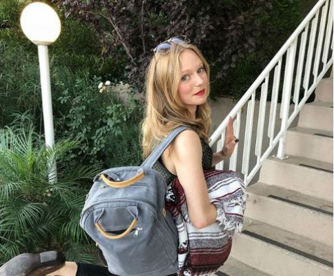 Marci Miller from Days of Our Lives Instagram