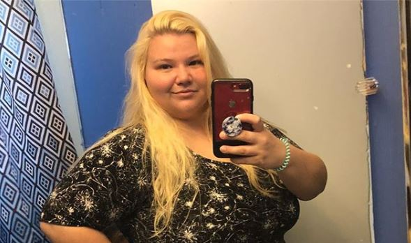 Nicole Nafziger from 90 Day Fiance