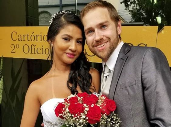 Paul and Karine of 90 Day Fiance