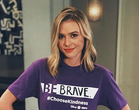 Hayley Erin played Kiki on ABC's 'General Hospital'