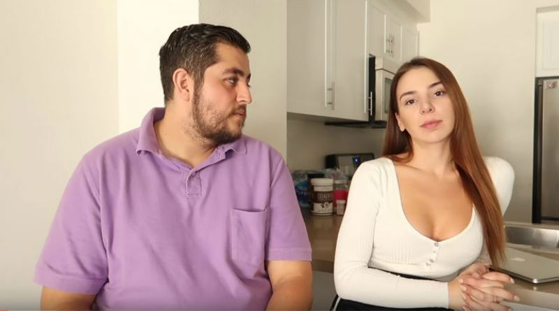 90 Day Fiance: Jorge and Anfisa
