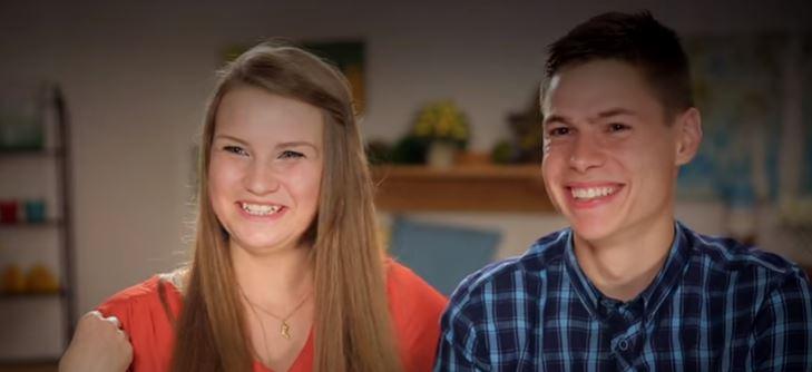 Aleksandra and Josh Strobel Screenshot 90 Day Fiance