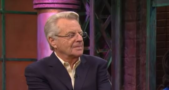 Jerry Springer from YouTube