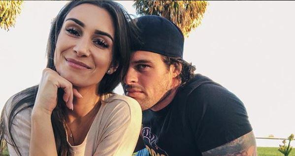 Kevin Wendt and Astrid Loch Instagram