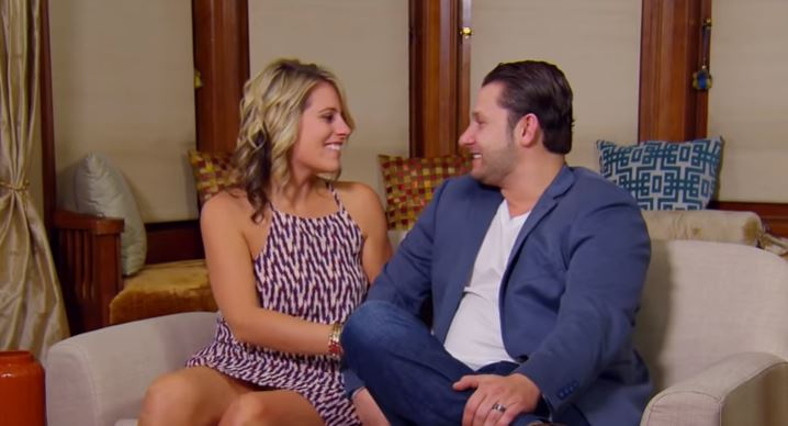 Married at First Sight - Ashley and Anthony