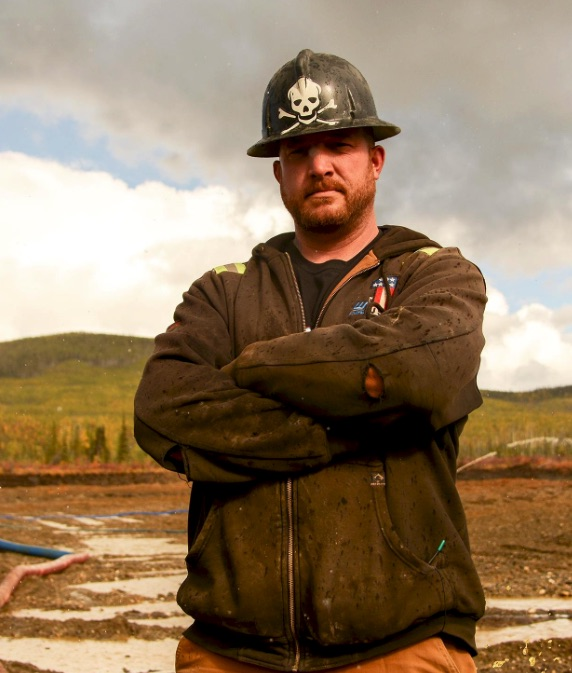Rick Ness, star of Gold Rush, Discovery https://twitter.com/Gold_Rush/status/1068686165023305728