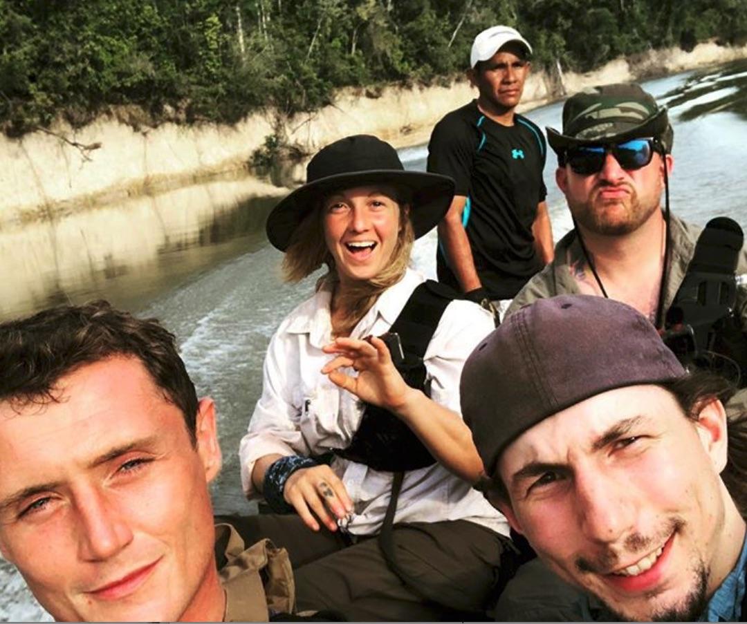 Rick Ness and Parker Schnabel Gold Rush - https://www.instagram.com/p/Bjuytg4hNWZ/
