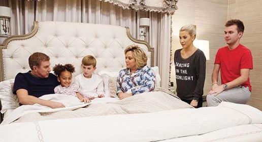 Chrisley Family from Instagram
