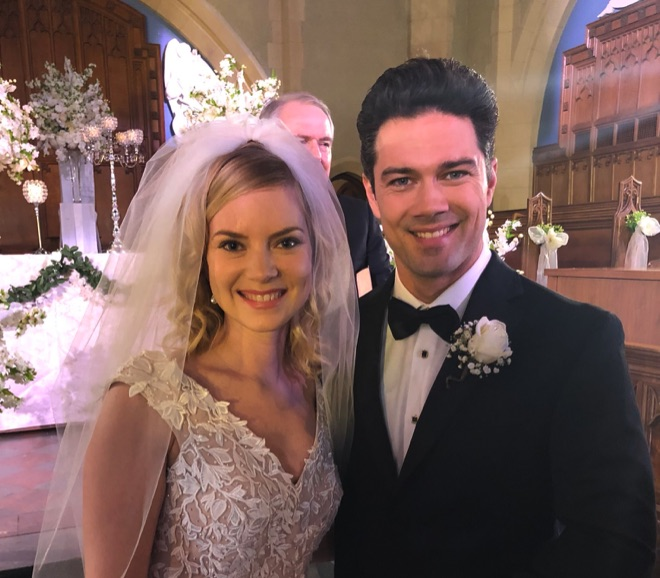 Cindy Busby, Ryan Paevey, Darcy-https://twitter.com/cindy_busby/status/1003117040528285697