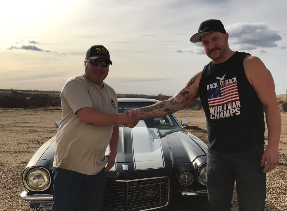 Freddy Dodge, Rick Ness, Gold Rush-https://twitter.com/GoldrushRick/status/829761960715681792