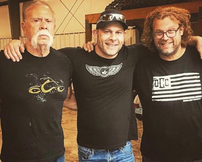 Paul Teutul Senior, Paul Teutul Junior, Mike Teutul-American Chopper-https://www.instagram.com/p/BocimF5ABJN/