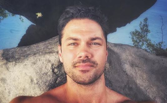 Ryan Paevey Instagram