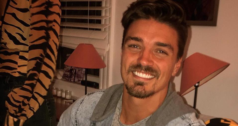 Dean Unglert from The bachelor from Instagram