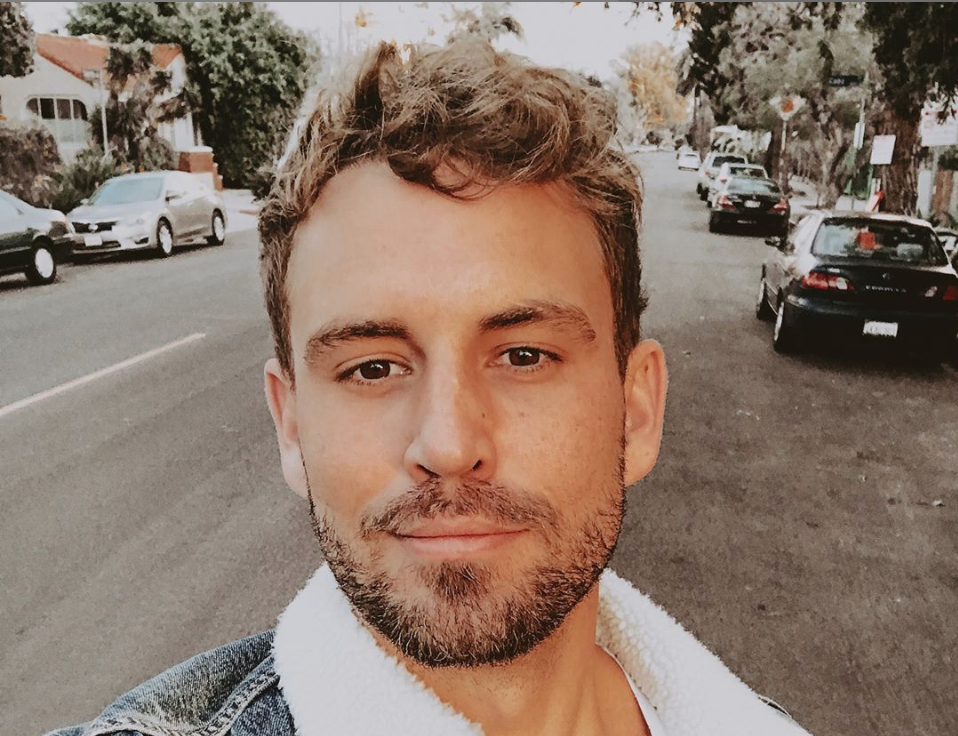 Nick Viall the Bachelor from Instagram