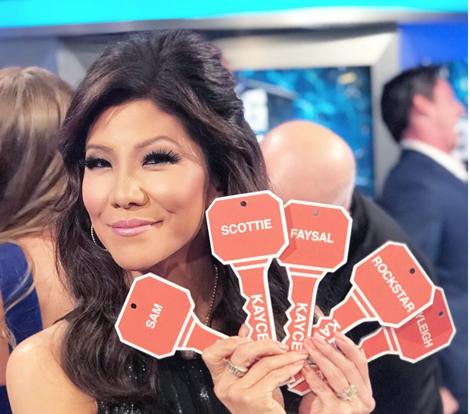 Julie Chen is Happy to be Returning to 'Big Brother' - Tv