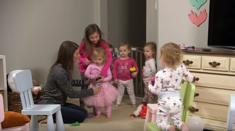 Outdaughtered Busby Girls