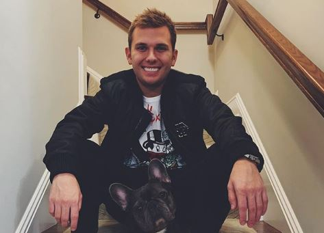 Chase Chrisley from Instagram