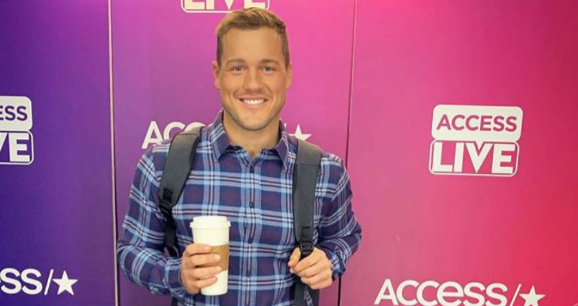 'The Bachelor' Colton Underwood