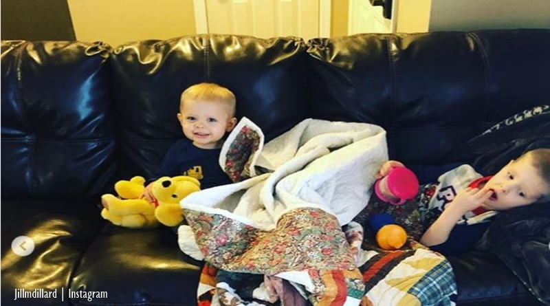Jill Duggar Dillard: Baby Sam and brother Israel