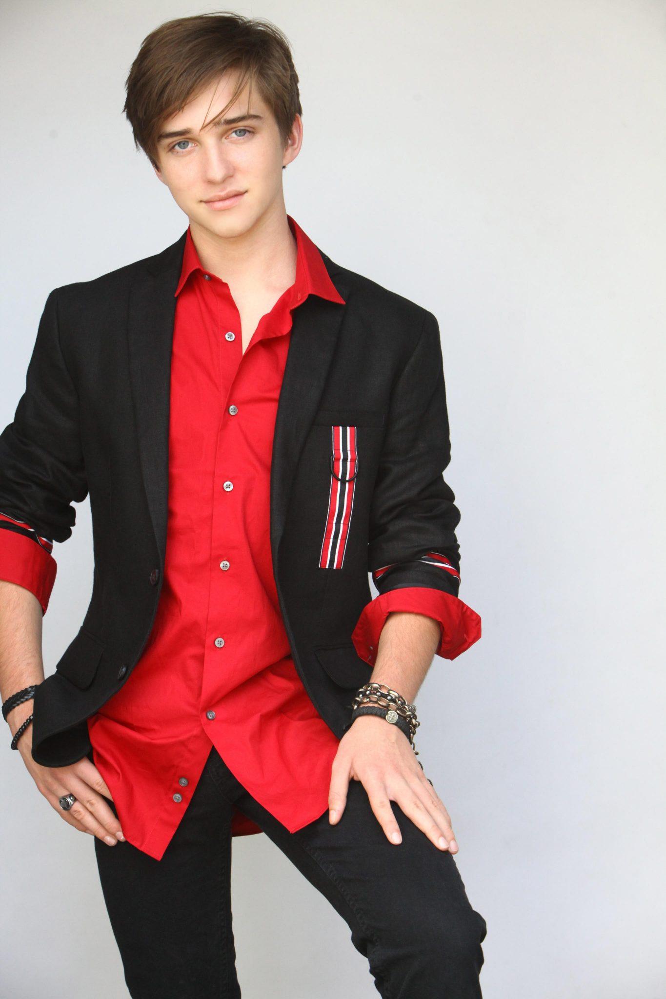 Michael as Jackson Fuller