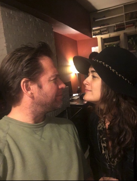Michael Weatherly, Cote de Pablo, Tony DiNozzo, Ziva David NCIS-https://twitter.com/M_Weatherly/status/732743706781028352/photo/1
