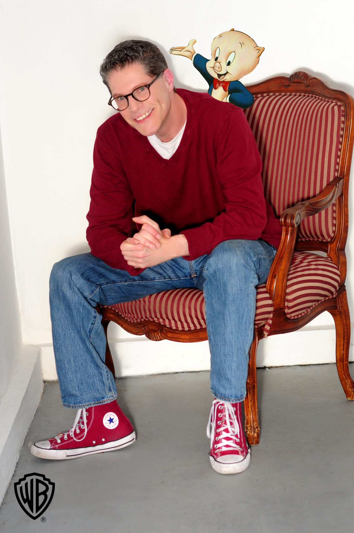 Porky Chair Bob Bergen