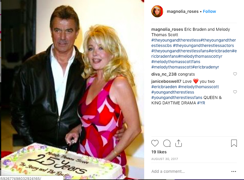 Young and the Restless Instagram