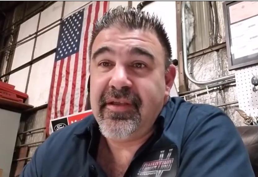Vinnie DiMartino, American Chopper-https://www.youtube.com/watch?v=_IfijXlLUqk&t=64s