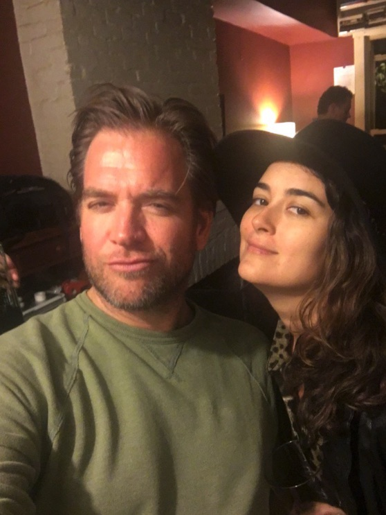 Michael Weatherly, Tony, Cote de Pablo, Ziva, Tiva, NCIS-https://twitter.com/M_Weatherly/status/732743798128824320/photo/1