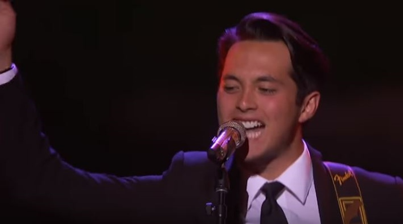 American Idol': Laine Hardy Kills It With The 'Party With A
