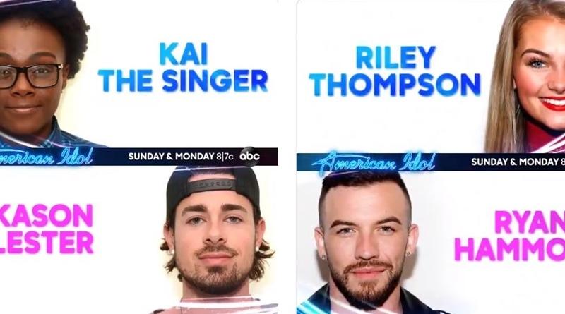 American Idol' Season 17 Spoilers: Showcase Rounds