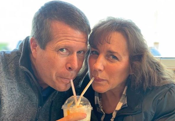 Jim Bob and Michelle Duggar from Instagram