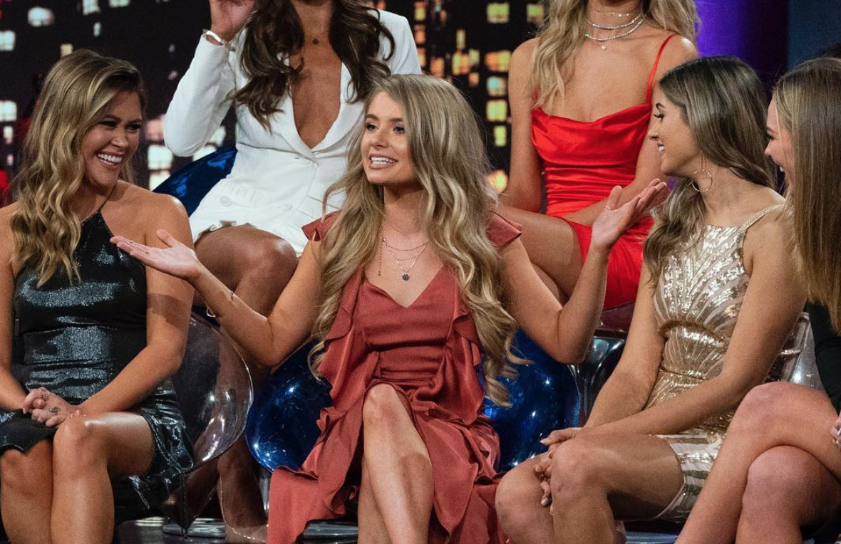 Bachelor in Paradise contenders from Instagram