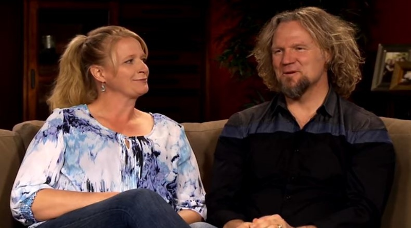 Sister Wives: Christine Brown - Kody Brown