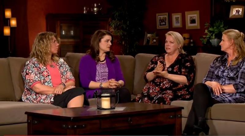 Sister Wives: Meri - Robyn - Janelle - Christine Brown