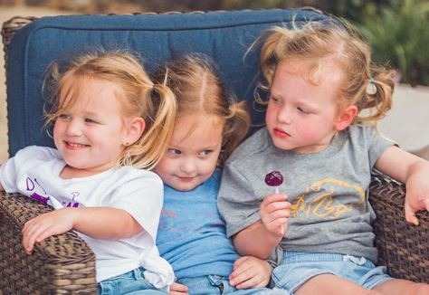 Busby girls from Instagram Outdaughtered