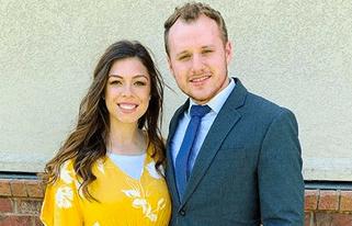 Counting On Josiah and Lauren Duggar Instagram