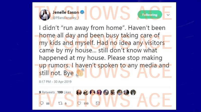 Teen Mom 2 Jenelle Evans denies running away