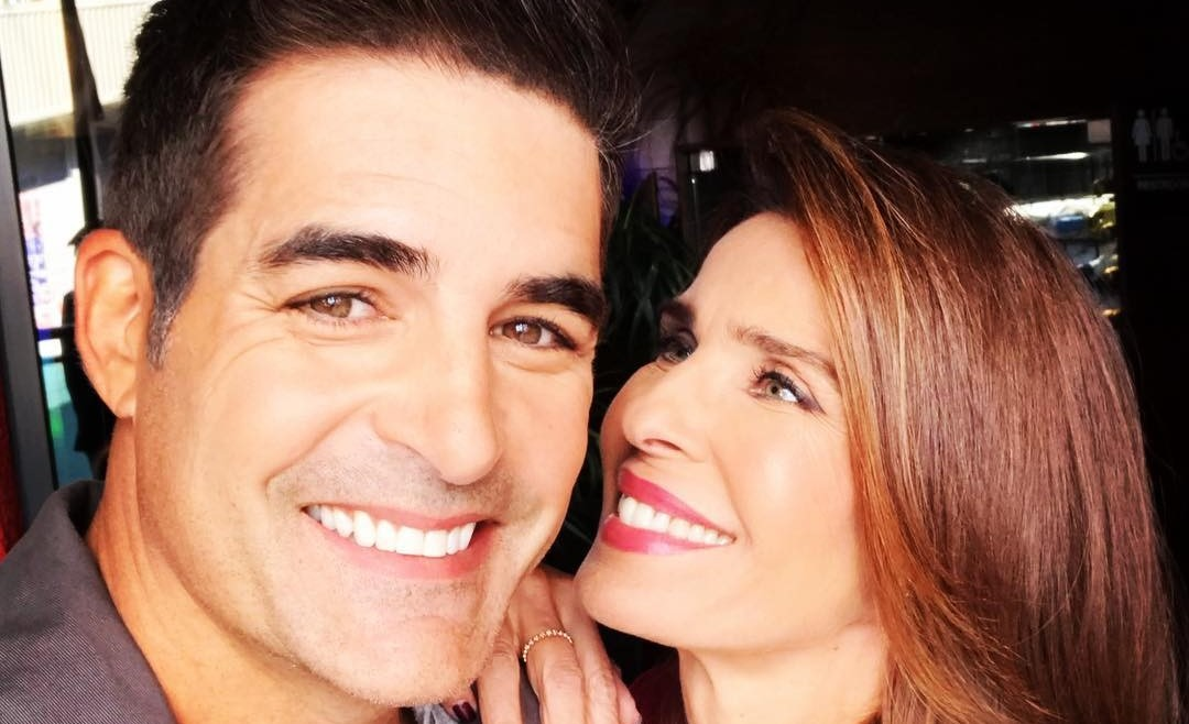 Galen Gering and Kristian Alfonso Instagram Days of Our Lives