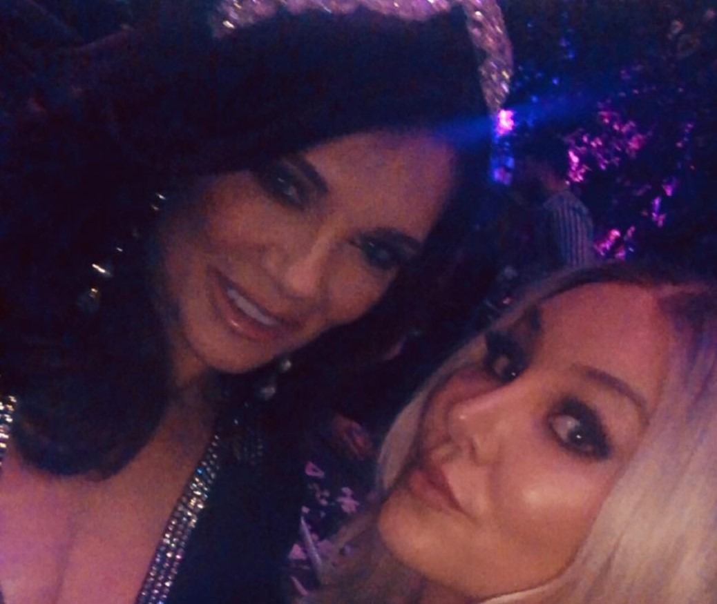 Vanderpump Rules Lisa Vanderpump Billie Lee Instagram