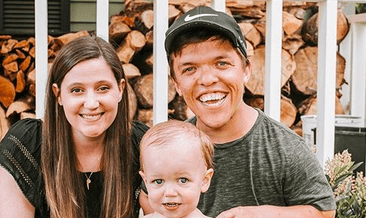 Tori Roloff Instagram of 'LPBW'