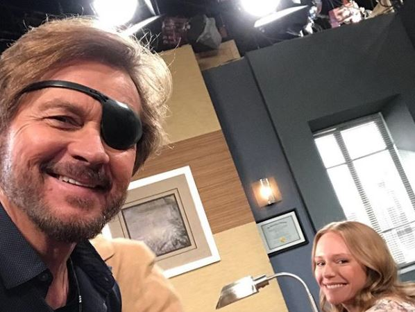Stephen Nichols Back To Days Of Our Lives As Patch