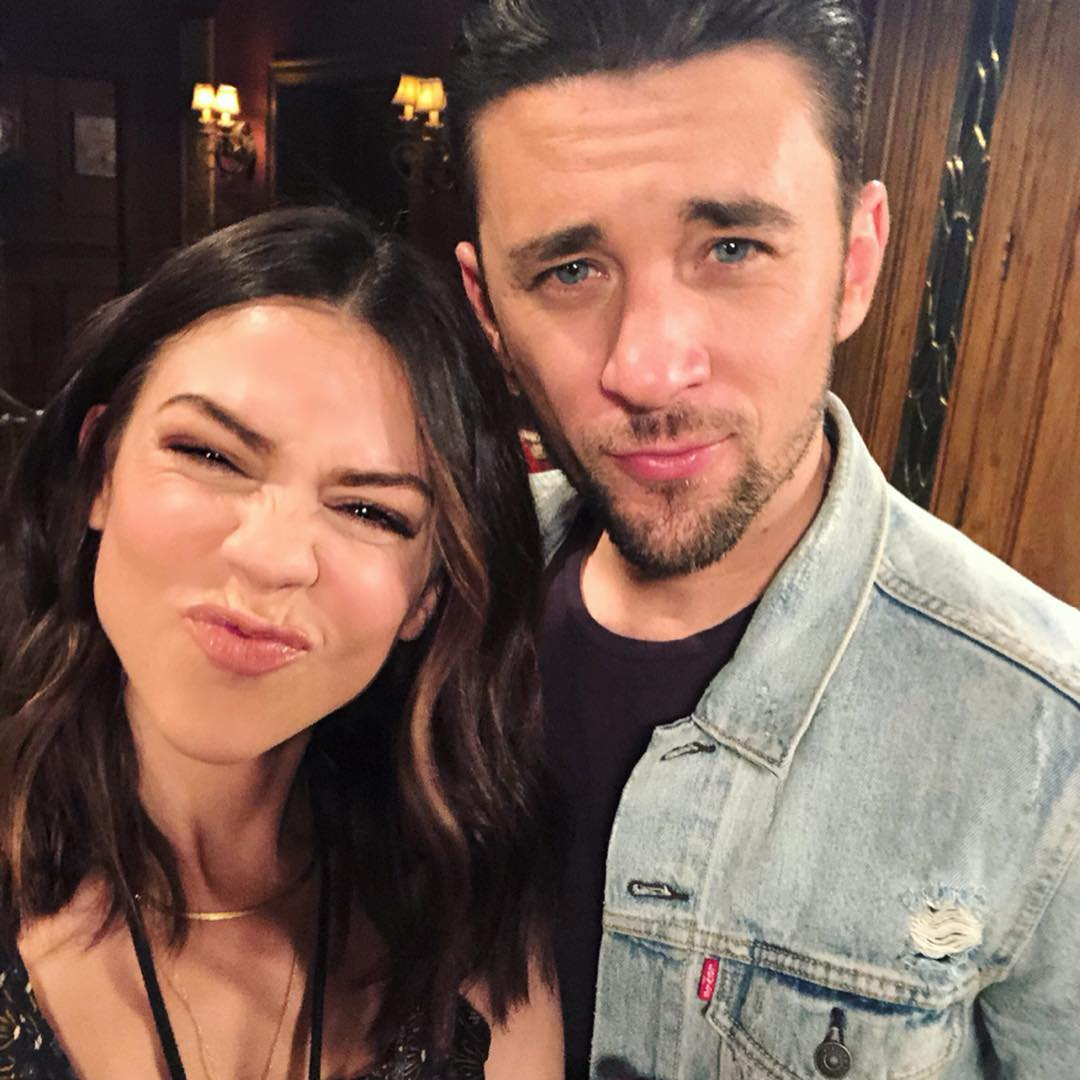 Days of Our Lives Chad and Abby Instagram