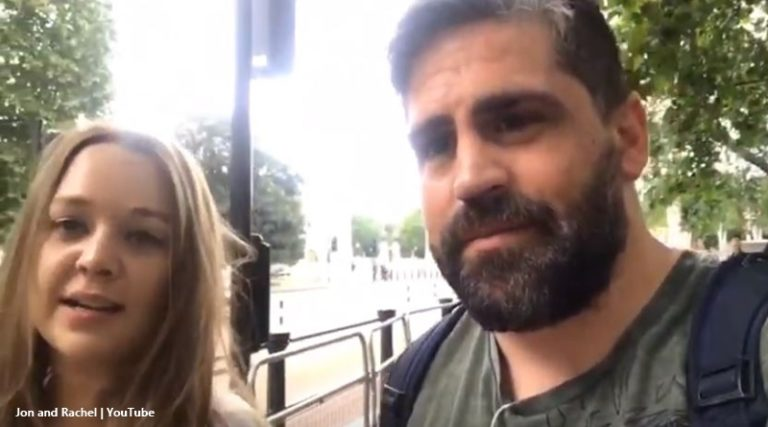 90 Day Fiance: Jon and Rachel Walters