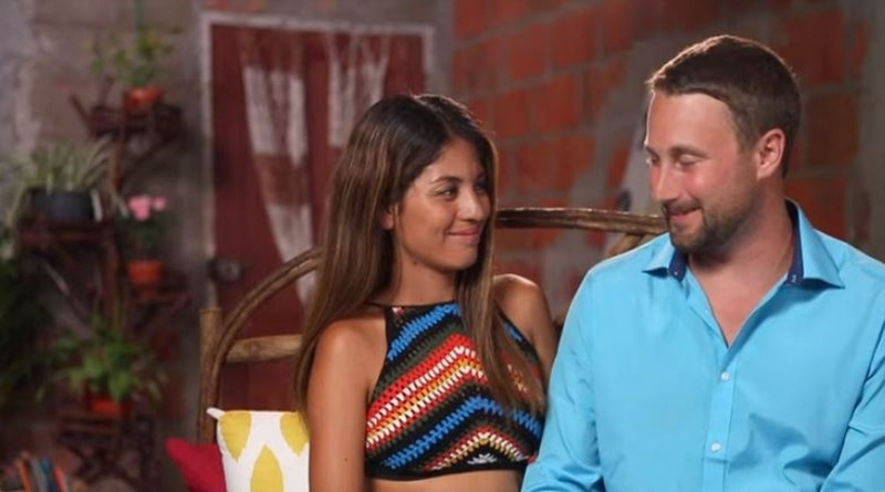 90 Day Fiance The Other Way: Evelin - Corey