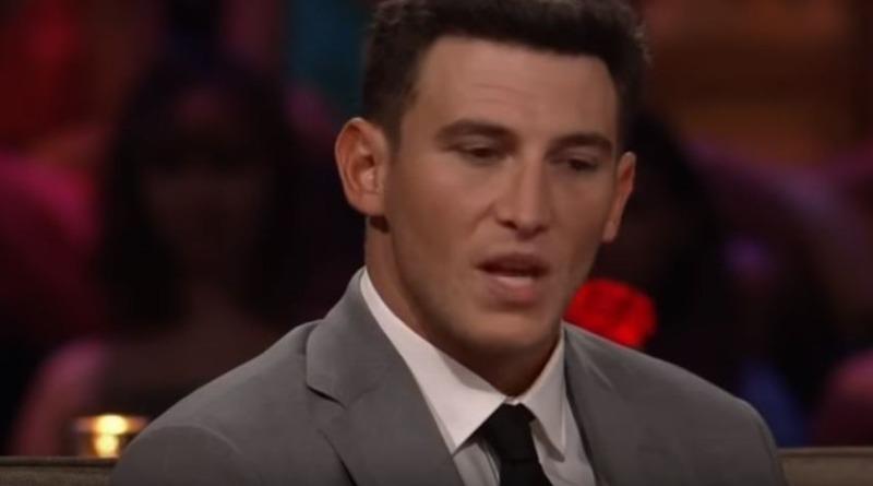Bachelor In Paradise: Blake