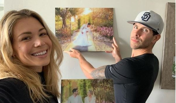Chris and Krystal BIP Bachelor in Paradise from Instagram