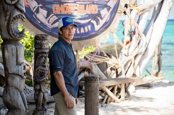 Survivor star Jeff Probst Instagram