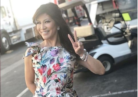 Julie Chen Instagram pic Big Brother